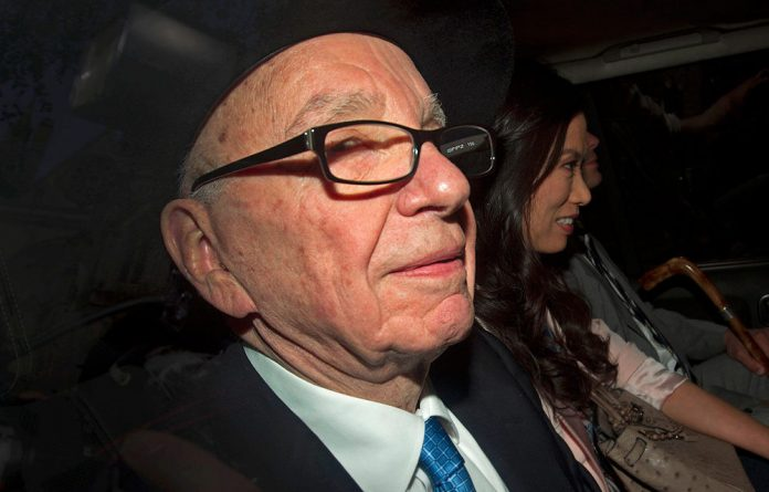 Fox has already bid £11.4-billion for the 61% of Sky it does not already own but in Britain concerns linger over the strengthening influence of Australian-born US tycoon Murdoch
