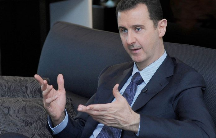 Syrian President Bashar al-Assad will dispose of the country's chemical weapons