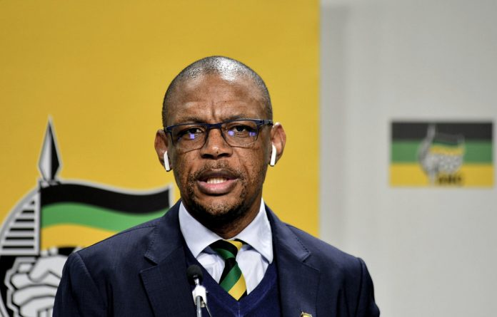 Mabe took leave of his duties as the ANC's national spokesperson in December pending the results of the hearing.