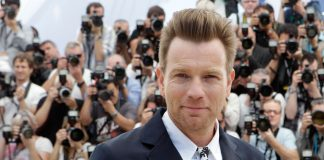 Member of the jury Ewan McGregor at the 65th international film festival in Cannes.