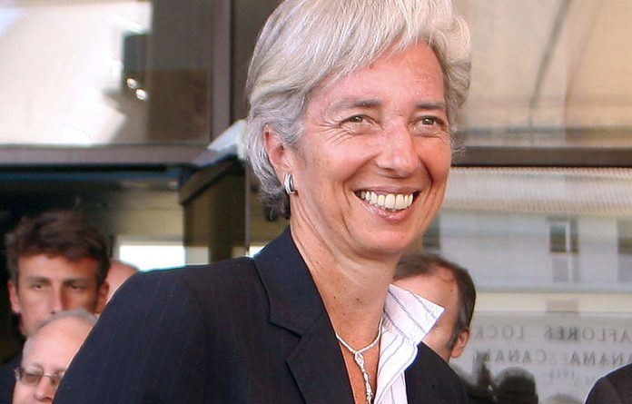 Christine Lagarde's appointment as IMF head