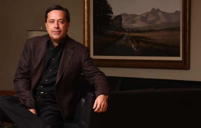 Markus Jooste stepped down as the CEO of embattled retailer Steinhoff amid an accounting scandal in early December