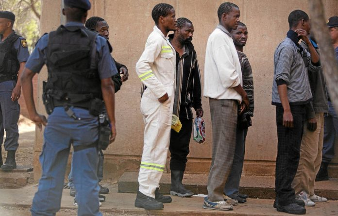 Charging the miners for the Marikana deaths exposed the crisis in government.