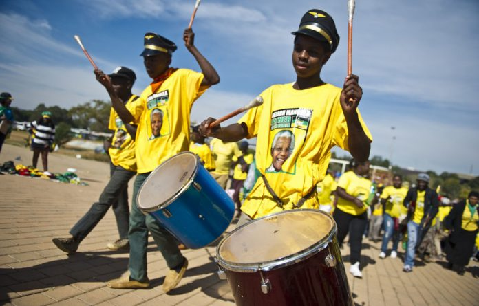 Marching to a different tune: After the ANC's losses during the 2016 municipal elections