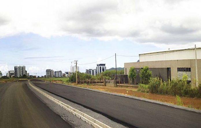 CTMI's headquarters in Mauritius.