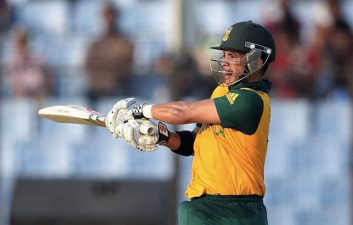He's made his name as a batsman but the Proteas will be relying on JP Duminy to bowl his share of overs in the upcoming World Cup.