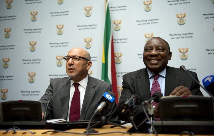 Manuel is one of four investment envoys tasked by President Cyril Ramaphosa with selling SA Inc. to raise billions in new investments.