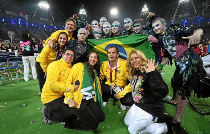 Brazil's Paralympics team has inspired the country to pull out all the stops in 2016.