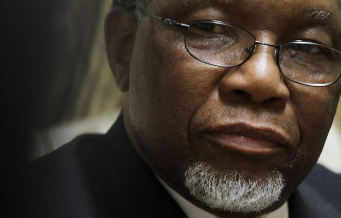 Deputy President Kgalema Motlanthe's romantic partner Gugu Mtshali and her close associates stand accused of peddling political support for the Iran deal -- in return for a promised R104-million.