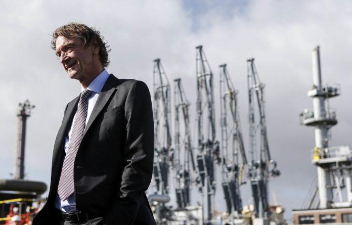 Chemical reaction: Britain's richest man