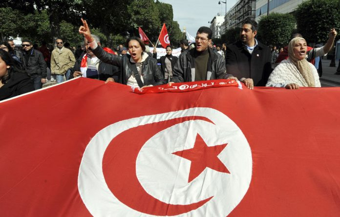 Tunisian journalists call general strike.