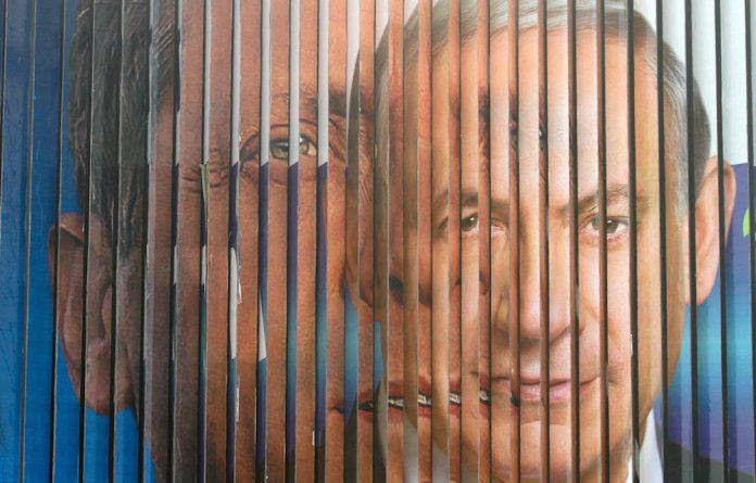 Face-off: Isaac Herzog