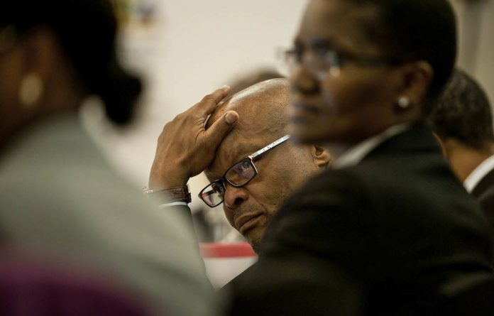 Aggrieved: Ishmael Semenya says Richard Spoor's explanation for using mainly white counsel in a major case is insulting.