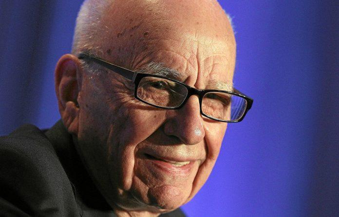 Divided: Rupert Murdoch