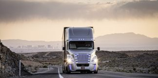 Could self-driving trucks take over the roads in the near future?