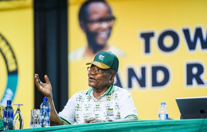 The top six also put pressure on Zuma with the prospect that he could be forced out of office via a vote of no confidence already set for February 22 and an impeachment process that could cost him his pension if successful