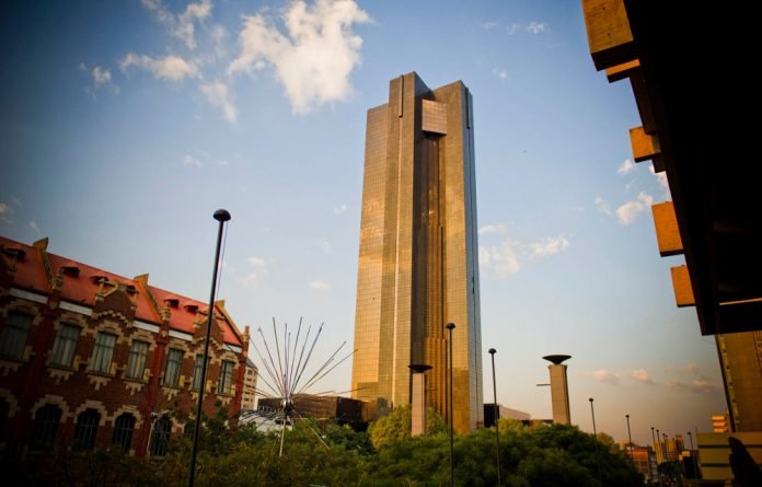 The South African Reserve Bank
