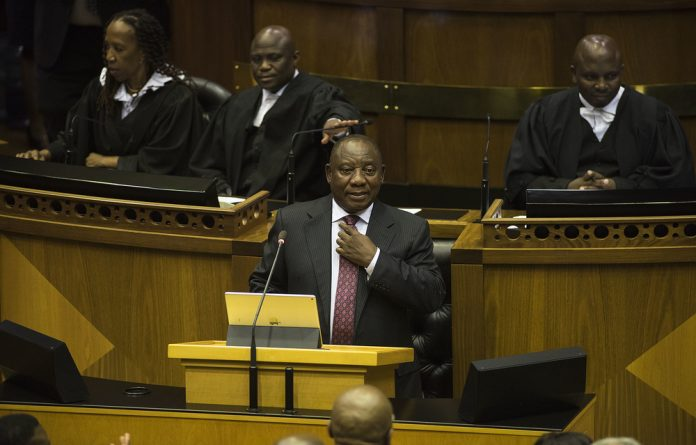 Ramaphosa has a deadline to appoint former NDPP Shaun Abrahams's successor by December 19 after the Constitutional Court declared his appointment invalid earlier this year.