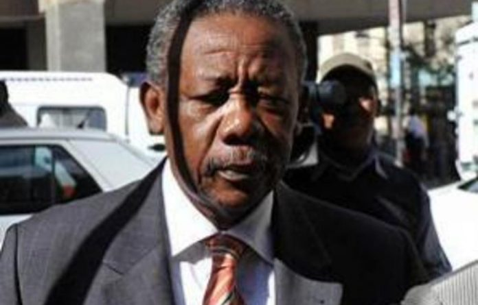 In 2010 Selebi was sentenced to 15 years imprisonment for accepting bribes from convicted drug dealer Glenn Agliotti.