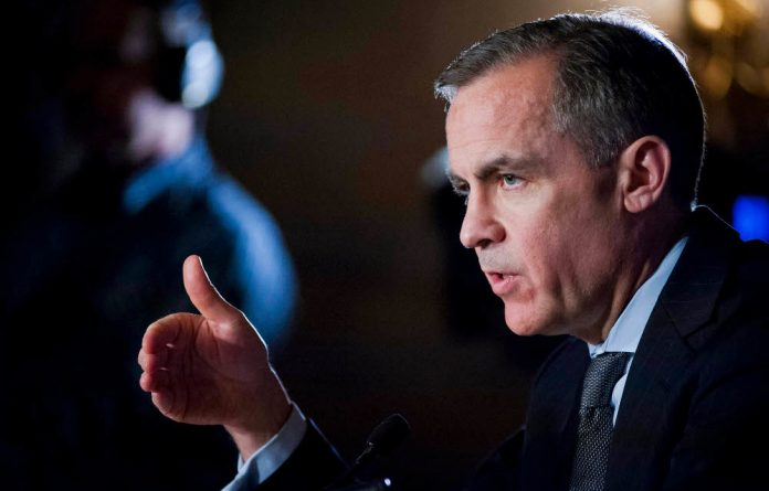 Mark Carney's Financial Stability Board wants banks to hold more capital to cushion themselves in a crisis.