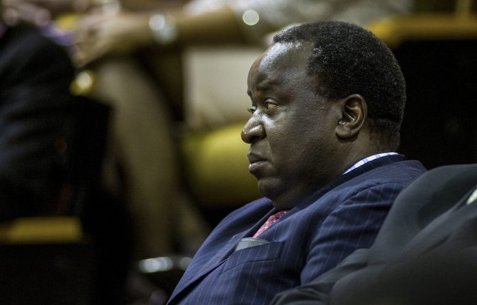 Nevertheless Mboweni is expected to put flesh on the bones of president Cyril Ramaphosa's recently announced R50-billion stimulus package and R400-billion infrastructure fund.