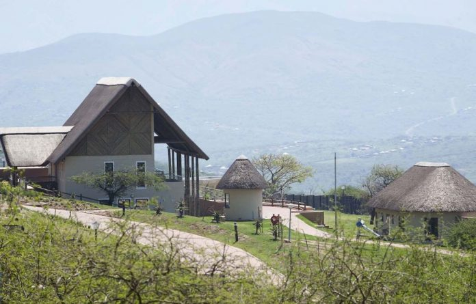 The minister of police can arbitrarily declare a place such as Nkandla as a key point.