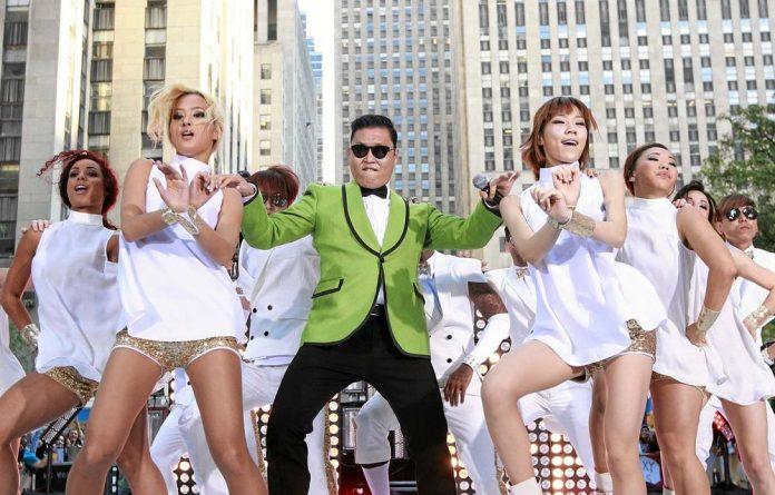 Psy's Gangnam Style.