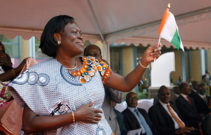 The Côte d'Ivoire was plunged into political violence in the aftermath of a bitterly contested presidential election that pitted Simone Gbagbo against Ouatarra
