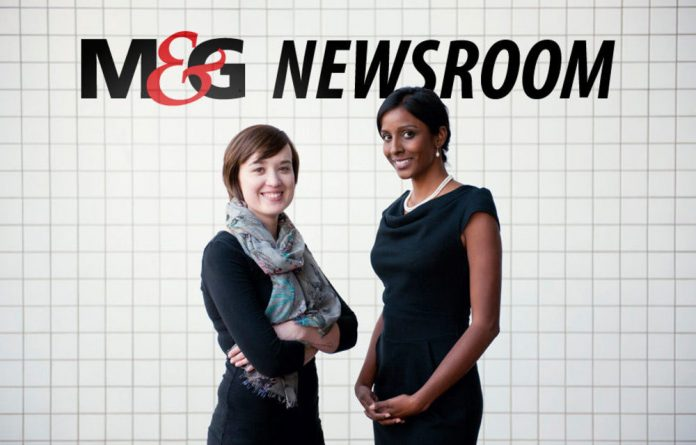 Listen to M&G Newsroom on Monday from 1pm.