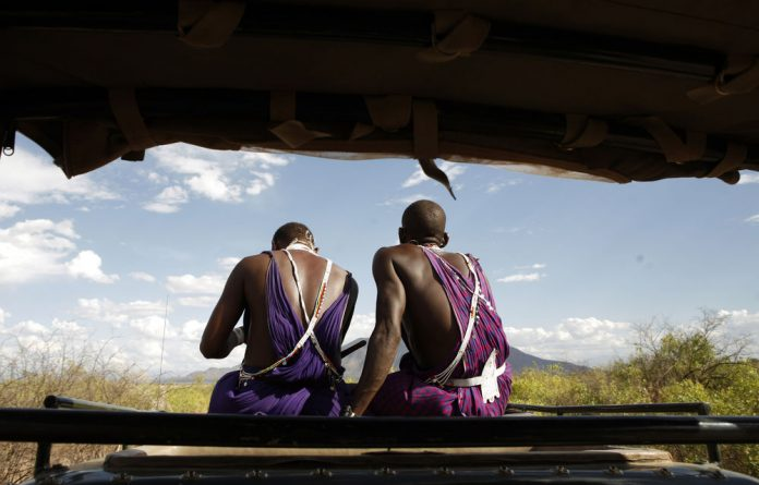 Cashing in on conservation: An initiative in Kenya is ensuring that the local Maasai people reap the benefits from the many tourists who visit Kenya to view the abundant wildlife.