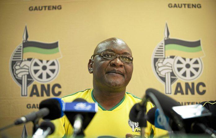 Gauteng's new premier
