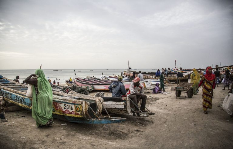 Mauritania's slavery problem