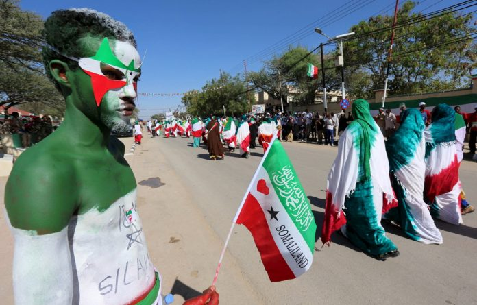 The presidential election in Somaliland - the nation that doesn't officially exist - take place on Monday