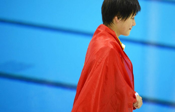 Sceptics have questioned Chinese teenager Ye Shiwen's medal-winning performance at the Olympics.