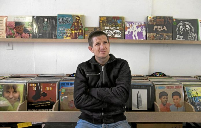 Racking up the records: Kevin Stuart