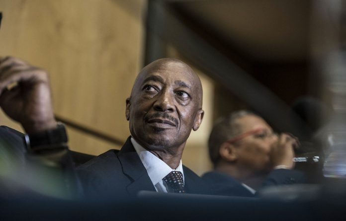 Ex-commissioner Tom Moyane says it's unconstitutional to have two inquiries into his affairs at the same time.