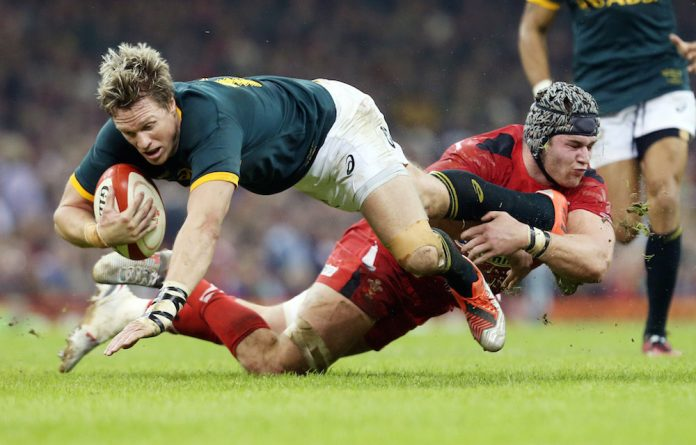 At cross-purposes: Coach Heyneke Meyer's decision to include injured captain Jean de Villiers