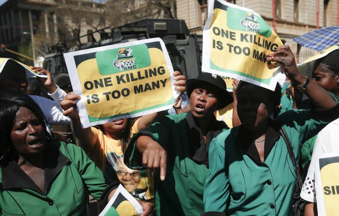 Complicit: The ANC Women's League is not doing enough to dismantle patriarchal power norms