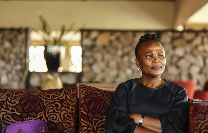 MPs were also due to discuss a request by DA chief whip John Steenhuisen to conduct an inquiry into Mkhwebane's fitness to hold office later on Wednesday.