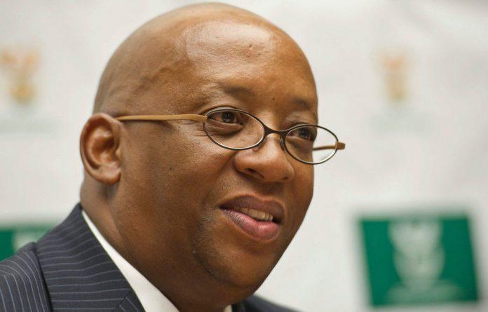 Former Sars commissioner Oupa Magashula.