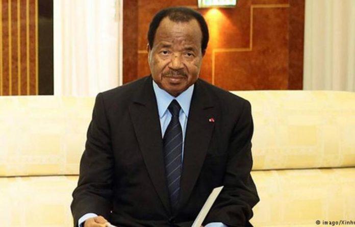 Paul Biya has been in power since 1982.