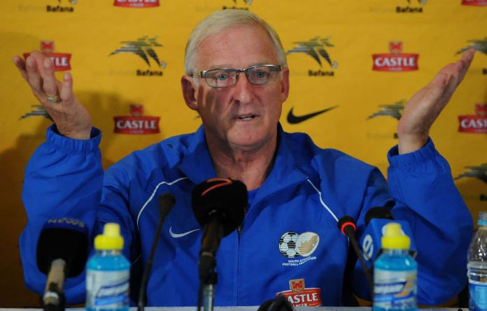 Gordon Igesund has been on the bench of a top flight club for 30 years now