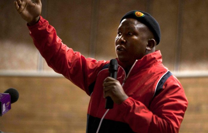Cosatu has distanced itself from Julius Malema's comments