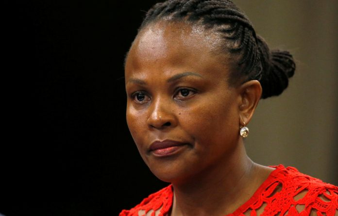 "Busisiwe Mkhwebane's office wished to ""remind detractors"" that the public protector will investigate political interference and corruption in the Vrede deal."