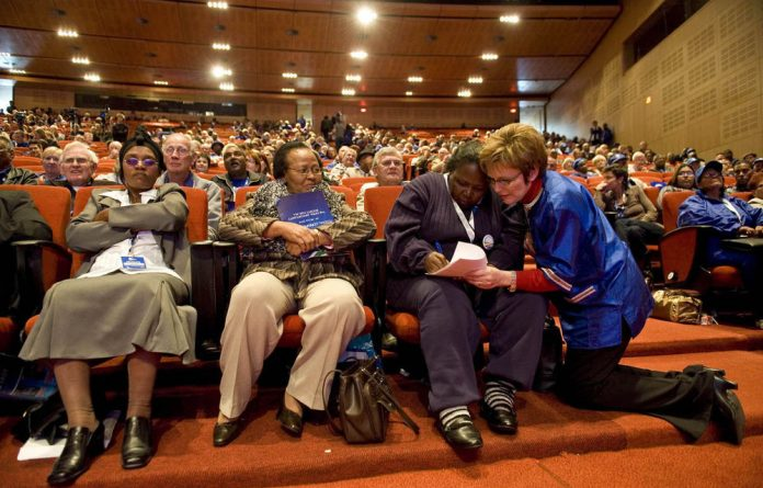 The DA is trying to draft policies that will draw new voters and party leader Helen Zille is credited for okaying the policy conference.