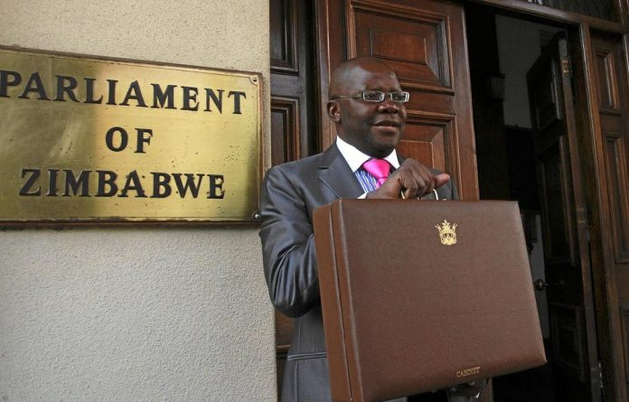 Finance Minister Tendai Biti must make tough calls.