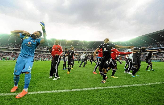 Other teams in the PSL are going to battle to stop the Pirates players from celebrating again this year.
