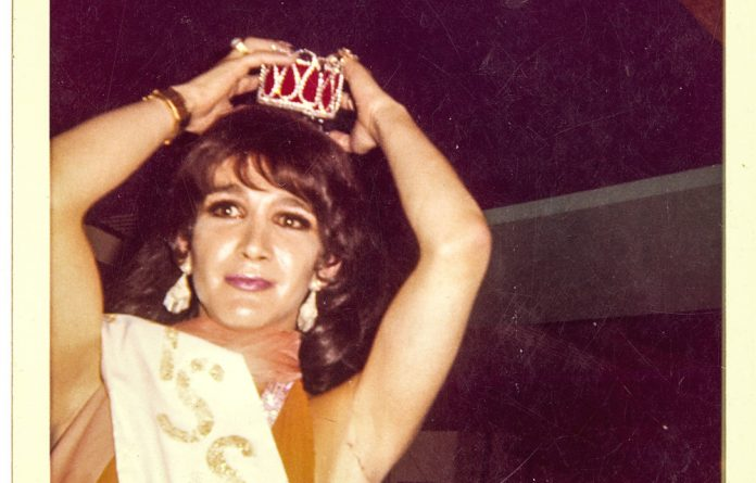 Trailblazer: Michele Bruno was the first Miss Gay South Africa. After she was arrested in the 1966 Forest Town raid