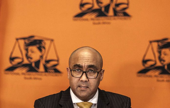 'Ramaphosa can provisionally suspend Abrahams on account of misconduct or