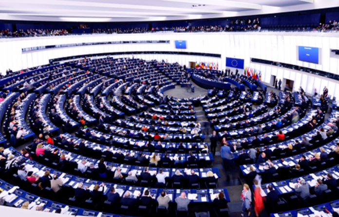 European lawmakers were sharply divided on the copyright issue.